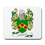Hinman Coat of Arms Mousepad