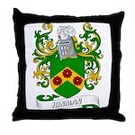 Hinman Coat of Arms Throw Pillow