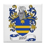 Holt Coat of Arms Tile Coaster