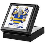 Holt Coat of Arms Keepsake Box