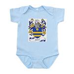 Holt Coat of Arms Infant Creeper