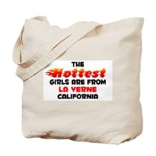 Hot Girls: La Verne, CA Tote Bag