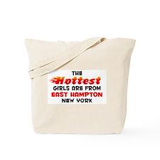 Hot Girls: East Hampton, NY Tote Bag