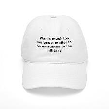 This is a serious matter Baseball Cap