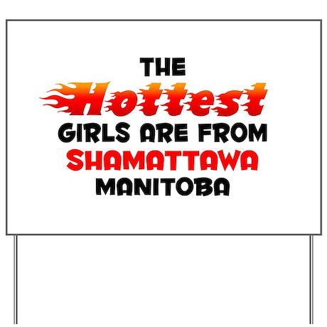 Hot Girls: Shamattawa, MB Yard Sign