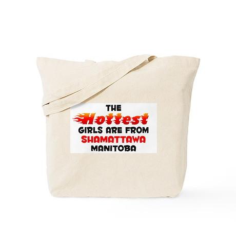 Hot Girls: Shamattawa, MB Tote Bag