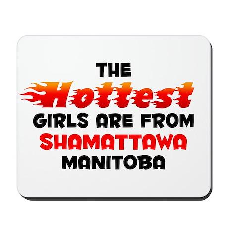 Hot Girls: Shamattawa, MB Mousepad