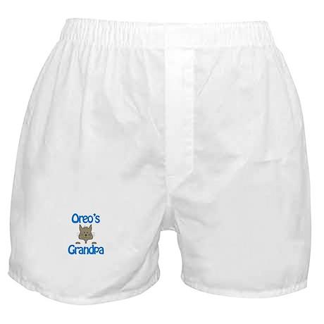 Oreo's Grandpa Boxer Shorts
