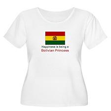 Happy Bolivian Princess T-Shirt