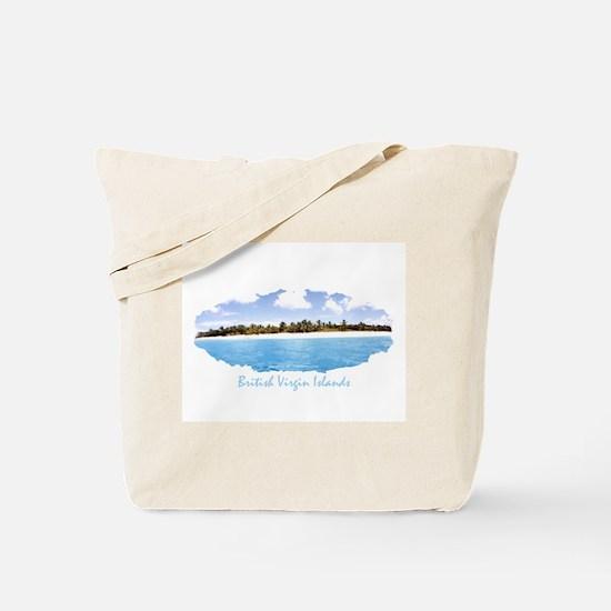 British Virgin Islands - Tote Bag