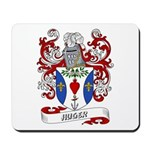 Huger Coat of Arms Mousepad