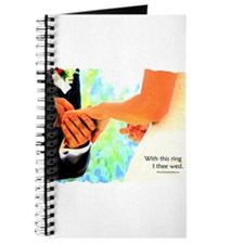 I Thee Wed Journal