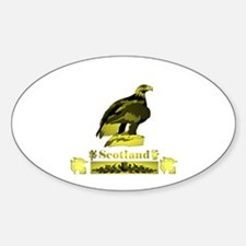 Scottish Sentinel. Oval Decal