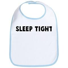 Sleep tight Bib