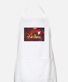 Dogs Playing Poker Waterloo BBQ Apron