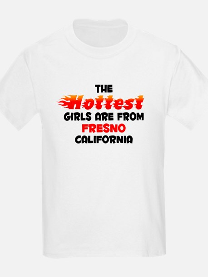 Hot Girls: Fresno, CA T-Shirt