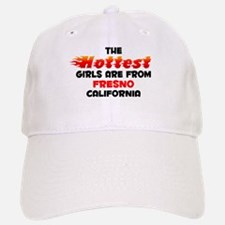 Hot Girls: Fresno, CA Baseball Baseball Cap