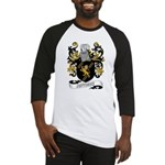 Jeffries Coat of Arms Baseball Jersey