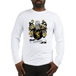 Jeffries Coat of Arms Long Sleeve T-Shirt