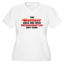 Hot Girls: Bridgehampto, NY T-Shirt
