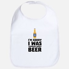 Thinking about Beer bottle C860x Baby Bib