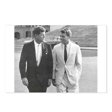 JFK: John F. Kennedy / RFK: Robert F. Kennedy Post