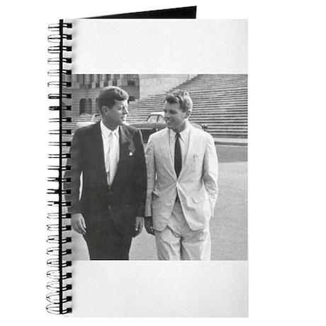 JFK: John F. Kennedy / RFK: Robert F. Kennedy Jour