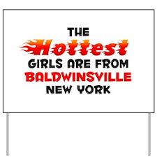 Hot Girls: Baldwinsvill, NY Yard Sign