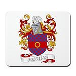 Josselyn Coat of Arms Mousepad