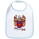 Josselyn Coat of Arms Bib