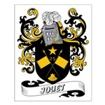 Jouet Coat of Arms Small Poster