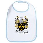 Jouet Coat of Arms Bib