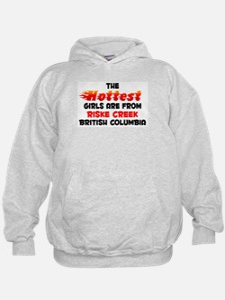 Hot Girls: Riske Creek, BC Hoodie