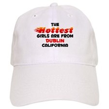 Hot Girls: Dublin, CA Baseball Cap