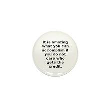 You can accomplish Mini Button (10 pack)