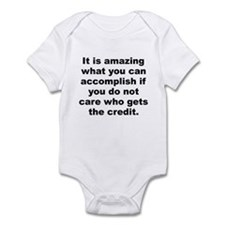 You can accomplish Infant Bodysuit