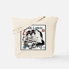 Cat Gemini Tote Bag