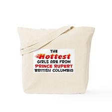 Hot Girls: Prince Ruper, BC Tote Bag