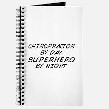 Chiropractor Superhero Journal