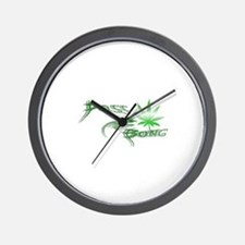 Pass The Bong Wall Clock