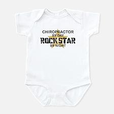 Chiropractor Rock Star Infant Bodysuit