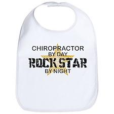 Chiropractor Rock Star Bib