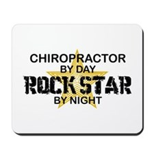 Chiropractor Rock Star Mousepad