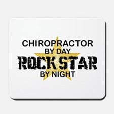 Chiropractor Rock Star Mousepad