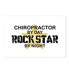 Chiropractor Rock Star Postcards (Package of 8)