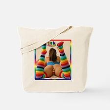 #0045 Taste the RAINBOW Tote Bag