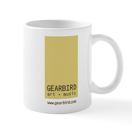 Gearbird Mascot Mug