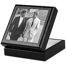 JFK: John F. Kennedy / RFK: Robert F. Kennedy Tile