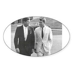 JFK: John F. Kennedy / RFK: Robert F. Kennedy Stic