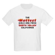 Hot Girls: Death Valley, CA T-Shirt
